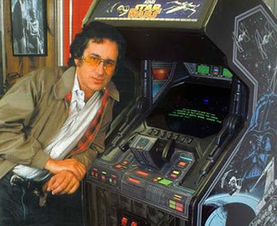 steven spielberg star wars arcade