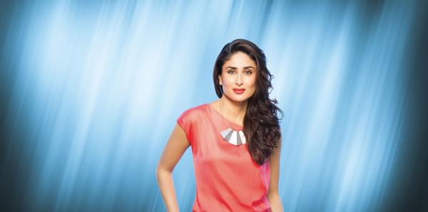 Kareena Kapoor Mahindra Rodeo print Ads Photoshoot