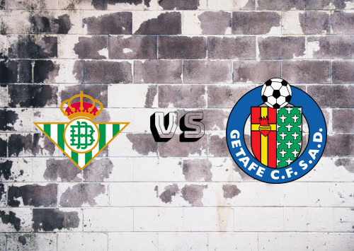 Real Betis vs Getafe  Resumen