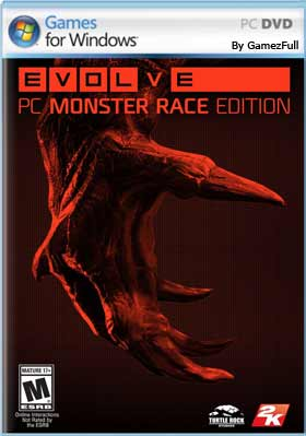 Evolve Monster Race Edition PC [Full] Español [MEGA]