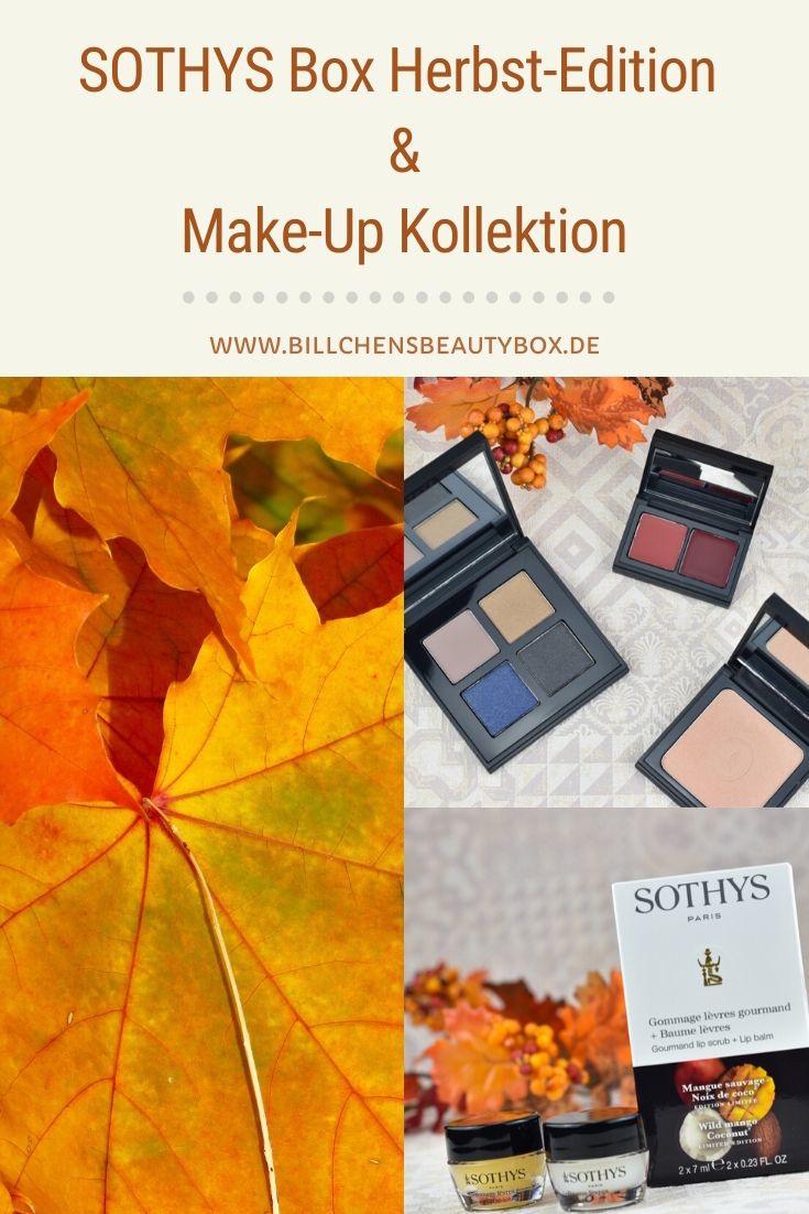 SOTHYS Box Herbst-Edition & Make-Up Kollektion