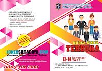 Bursa Kerja Terbuka Disnaker Kota Surabaya Terbaru November 2019
