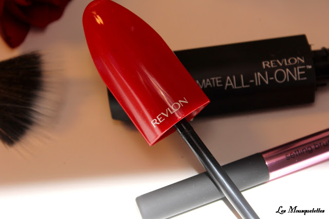 Mascara Revlon Ultimate All-In-One - Blog beauté Les Mousquetettes ©