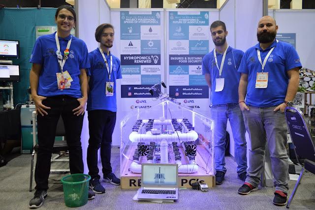Δυο ελληνικές ομάδες με στρατηγικό συνεργάτη την COSMOTE κατέλαβαν την 4η θεση στον κόσμο στην φετινή Ολυμπιάδα Εκπαιδευτικής Ρομποτικής -