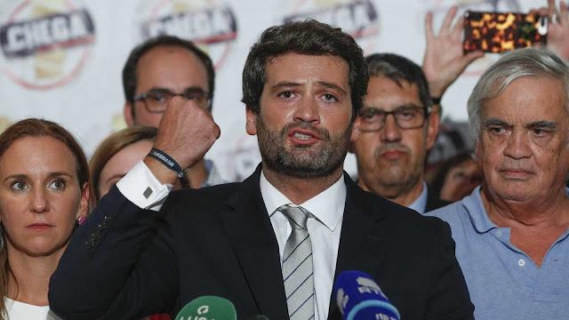 Portugal | 45 anos após Abril de 74 o fascismo regressa ao Parlamento. Chega!