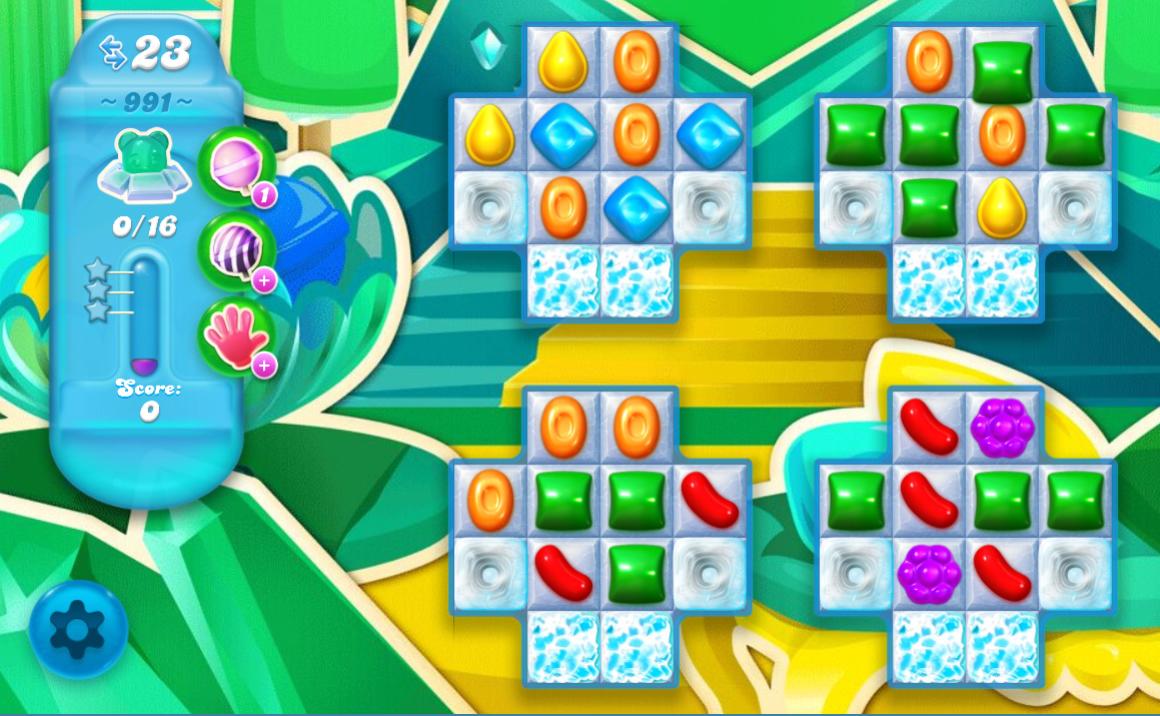 Candy Crush Soda Saga 991