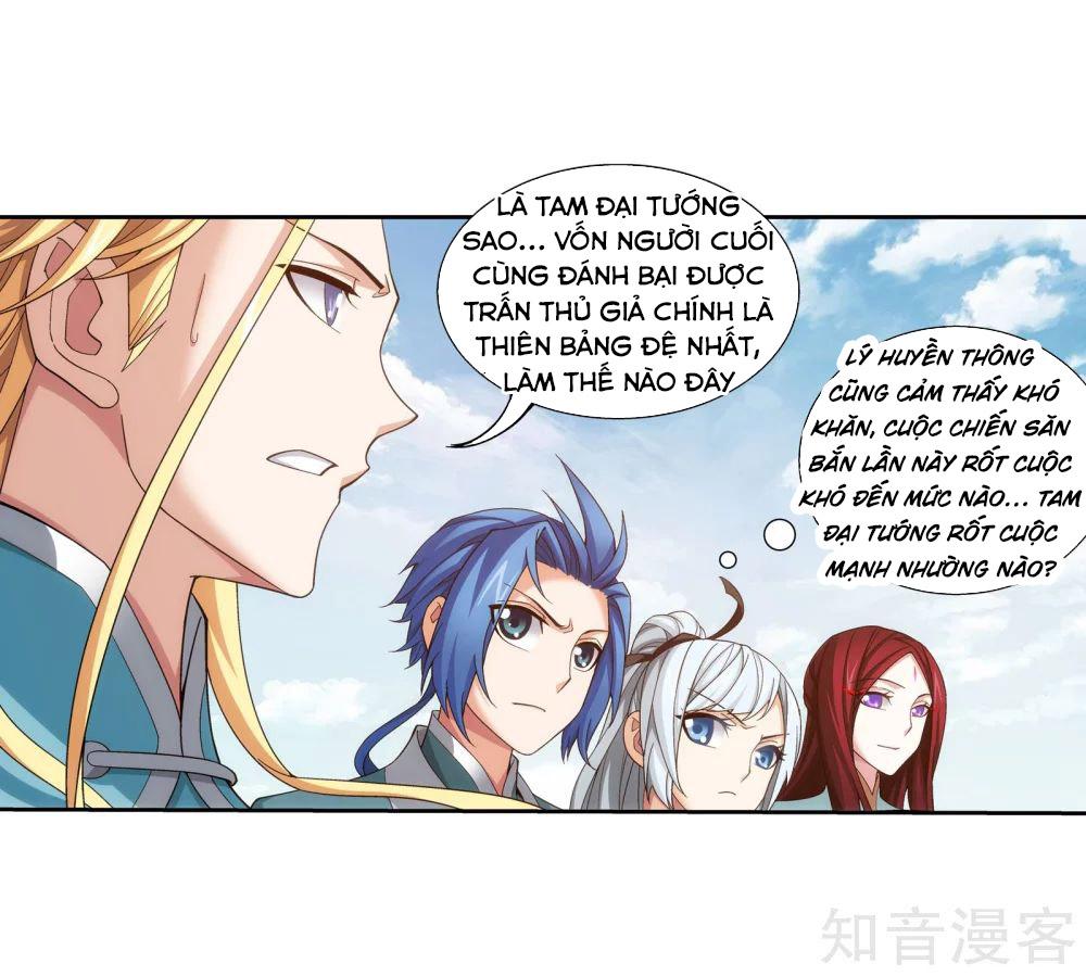 Đại chúa tể chap 142 - Trang 12