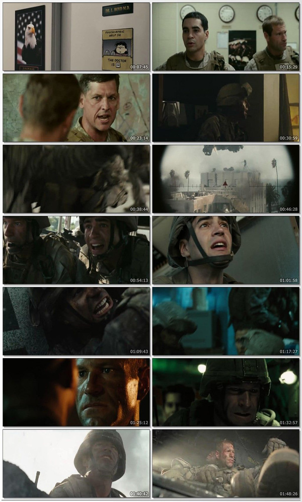 Download Battle Los Angeles 2011 Dual Audio ORG Hindi 350MB BluRay 480p ESubs movie
