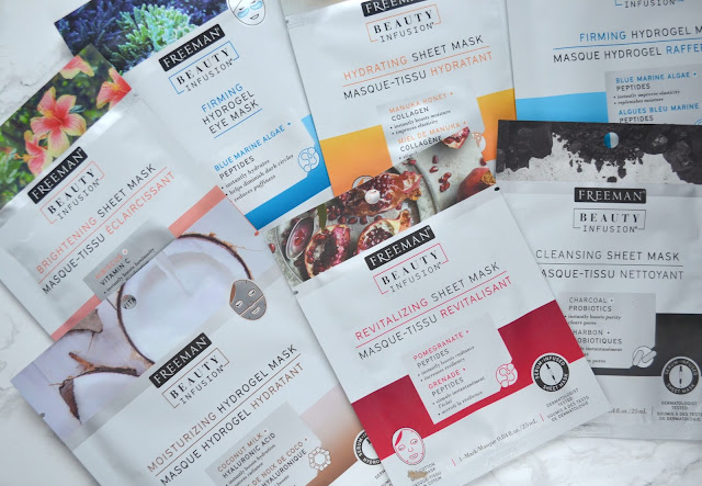 Freeman Beauty Sheet Mask Review