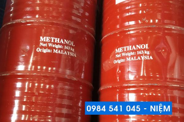 Dung môi công nghiệp Methanol