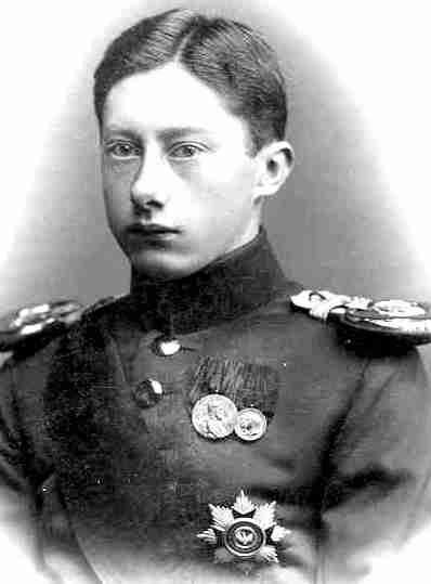 Bernhard Carl Alexander Hermann Heinrich Wilhelm Oscar Friedrich Franz Peter von Sachsen-Weimar-Eisenach