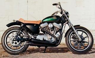 slim jim sportster scrambler m y 2003 side right