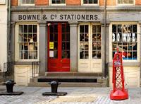 Bowne & Co. Stationers - Souvenirs créatifs et cartes postales