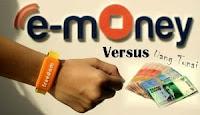 Cara Menggunakan Uang Digital Electronic
