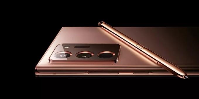 Aparece variante Ultra del Samsung Galaxy Note20