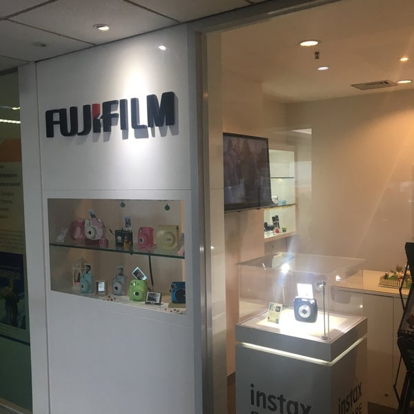 Service center fujifilm Resmi