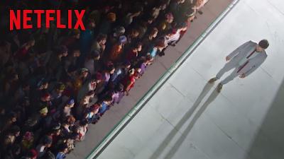 Afiche promocional Netflix