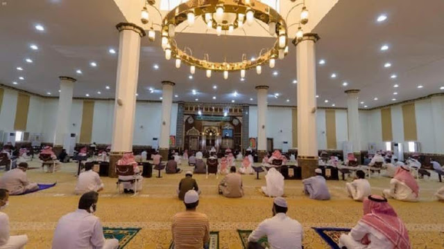 Islamic Affairs decided to Open Mosques 40 Minutes before Adhan - Saudi-Expatriates.com