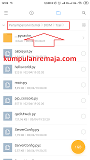 memindah script internet gratis termux