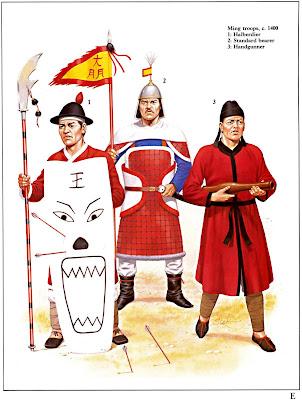 Ming Light Infantry
