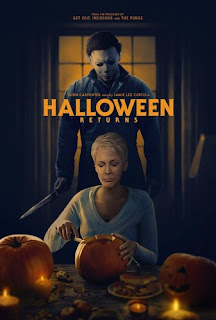 Cartaz Halloween (2018)