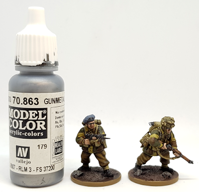 Paints for British Airborne Polish Airborne