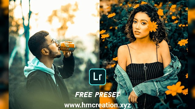 Download yellowish aqua tone lightroom mobile presets | Lightroom presets