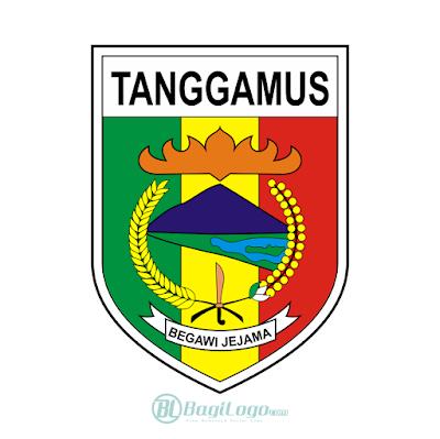 Kabupaten Tanggamus Logo Vector