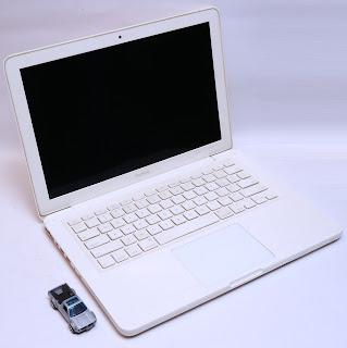 MacBook White | 13-inch |  VGA NVIDIA | FULLSET