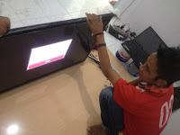 Service LED - LCD TV LG 43 Inch Kerusakan Mati Total
