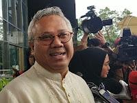 Sebut Tak Kenal Harun Masiku, Arief Budiman Akui Pernah Bertemu Di KPU
