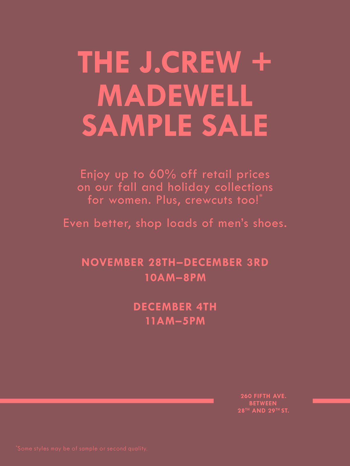 8c02ae0ca64 fashionably petite  J.Crew + Madewell Sample Sale - 11 28 - 12 4 16