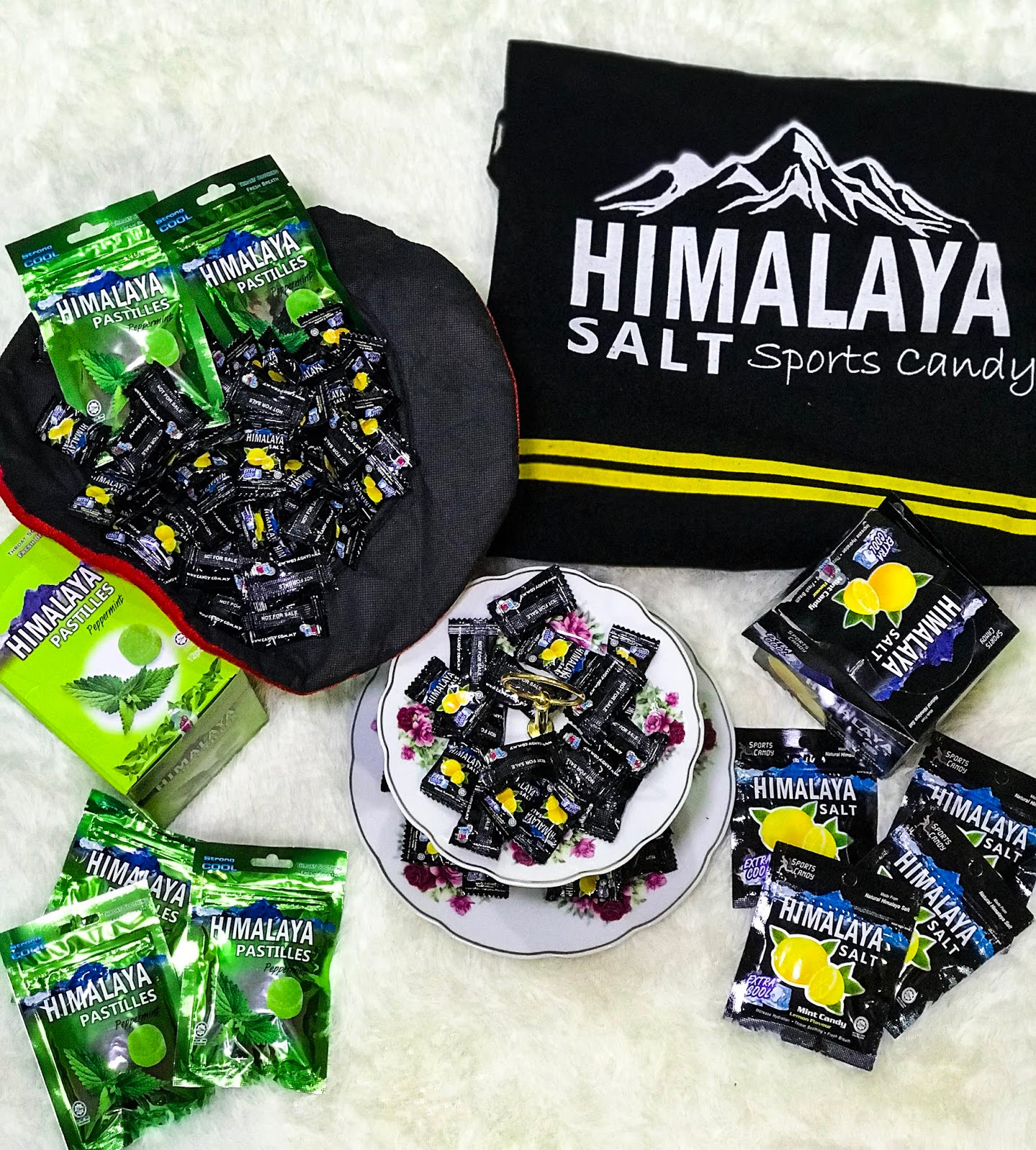[Event] Himalaya Salt Sports Candy Fit For The Sporty Lifestyle