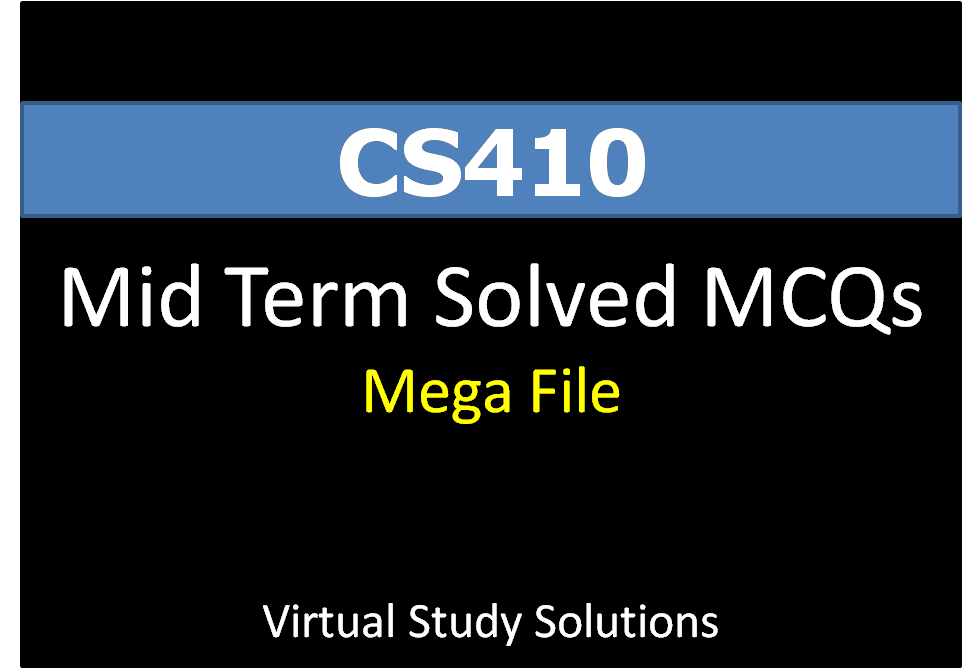 cs 201 mid term solved papers Cs-201 for mid term exam mgt411_solved_papers_session_1_2010_final_termdoc: file size: 146 kb: file type: doc: download file.