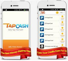 Ganar dinero con la App móvil de Tap Cash Rewards