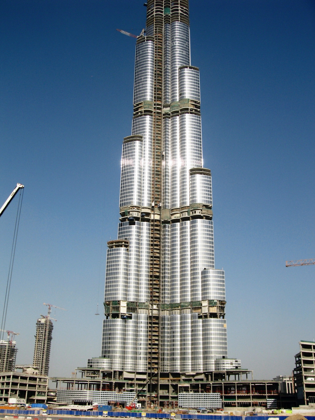 World Visits: Dubai Tower Images Wallpapers