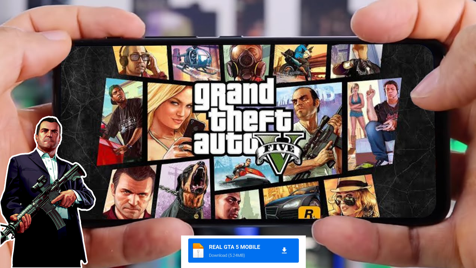 Gta 5 Apk Download For Pc