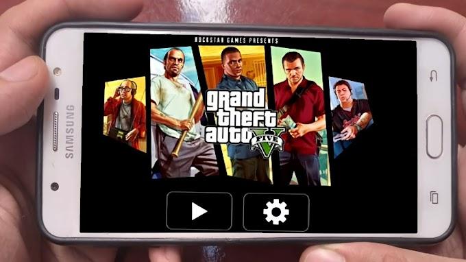 Baixar GTA 5 Mobile Apk+Data (Via Mediafire) Gta San Andreas Modificado Android