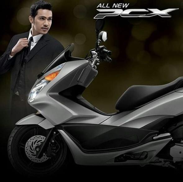 Gambar Honda PCX Terbaru