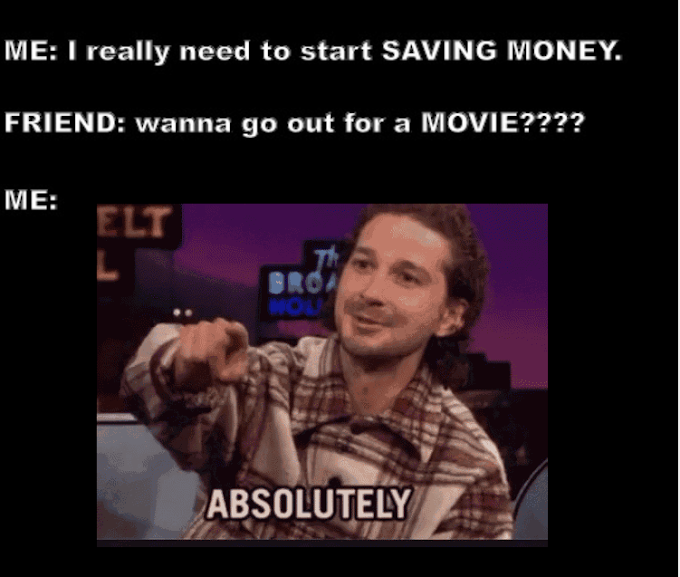 How to save money when going out for movies?