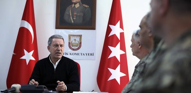 Ακάρ: Προβλήματα σε Μεσόγειο και Αιγαίο δεν μπορούν να λυθούν χωρίς την Τουρκία