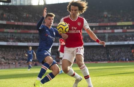 Chelsea VS Arsenal di Mola TV
