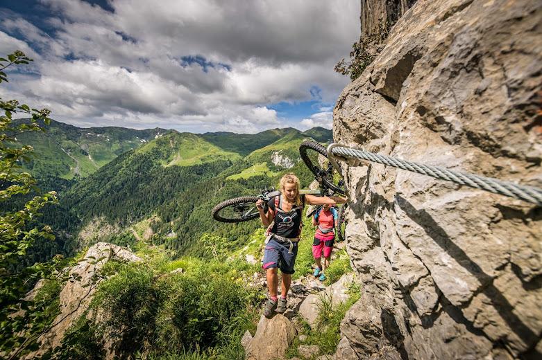Mountainbike Tour Kleiner Pal