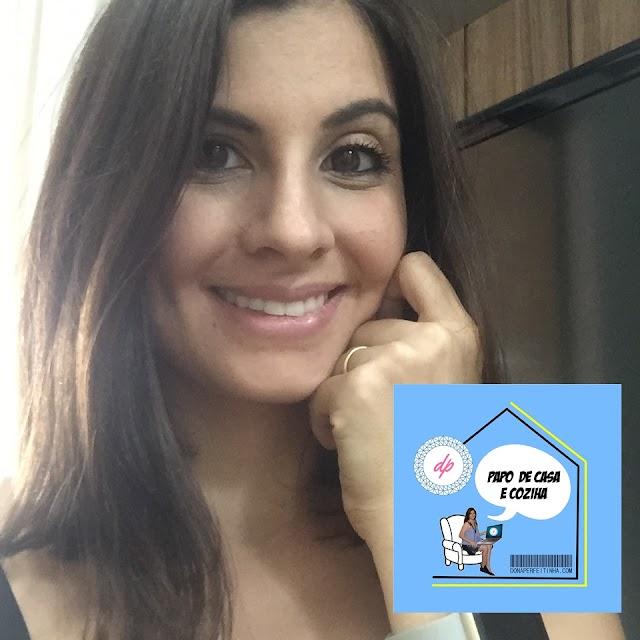 Quem sou eu? Esse é o episódio #11 do podcast Papo de Casa e Cozinha