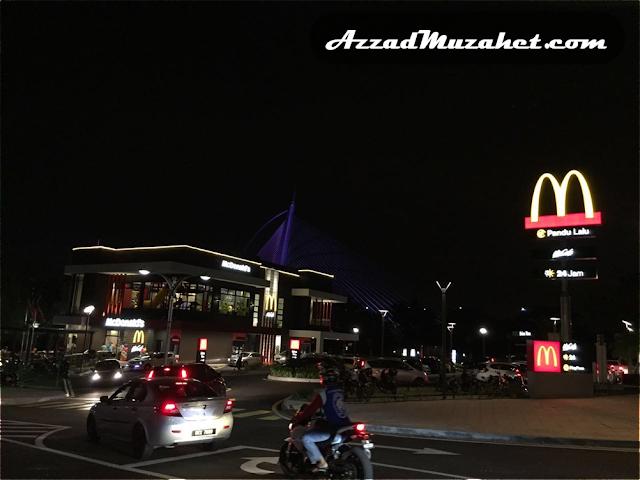 McDonald's Putrajaya Drive Thru