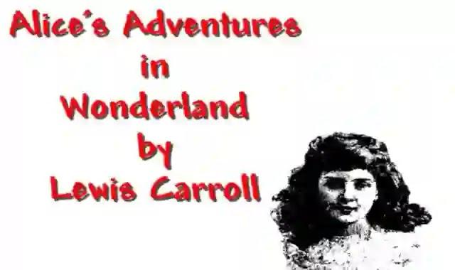 افضل شيتات شرح قصة Alice's adventures in Wonderland مغامرات اليس فى بلاد العجائب