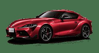 Harga Toyota Supra