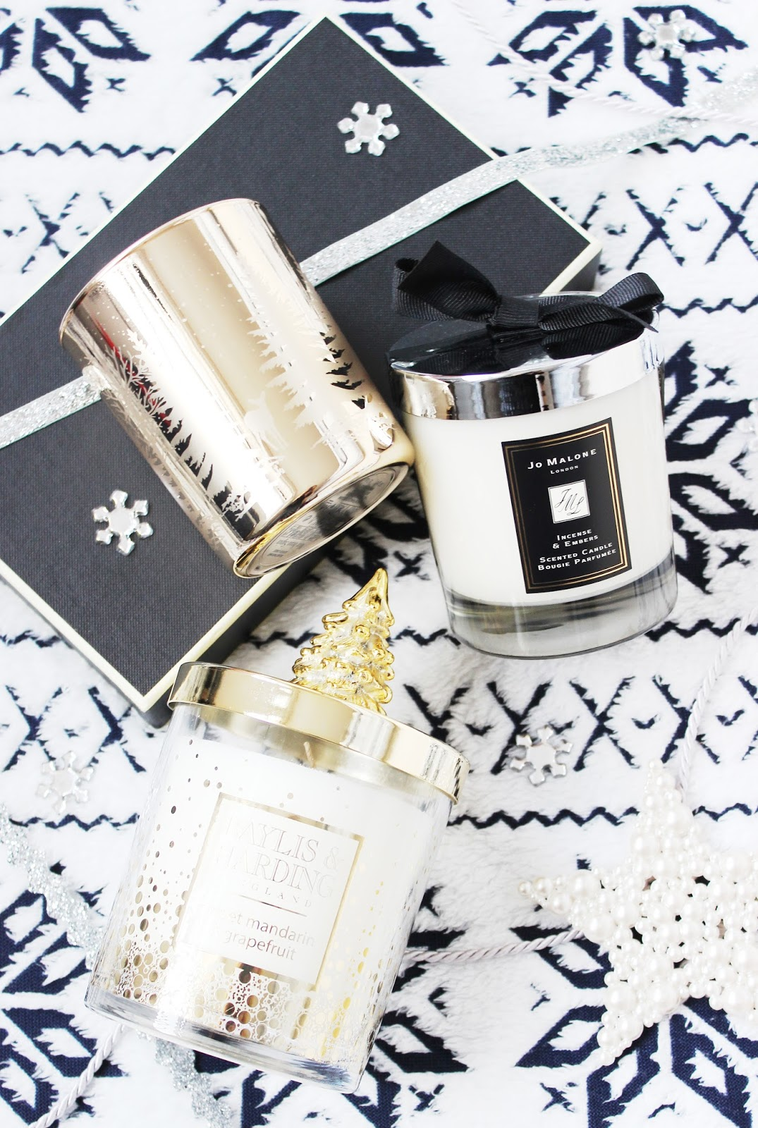 7of the best winter scented candles