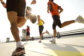 Maraton Membantu Meninggikan Badan