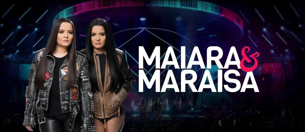 Agenda Shows Março 2020 Maiara e Maraísa - Cidades, Locais, Ingressos